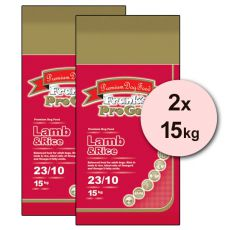 Frank's Pro Gold Lamb and Rice 23/10 - 2 x 15kg