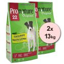 Pronature 22 Adult Lamb – 2 x 13 kg
