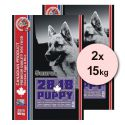 Hrana za pasje mladiče SAURUS 28 Puppy Chicken - 2 x 15 kg