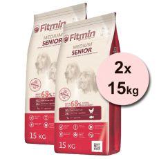 Fitmin MEDIUM Senior - 2 x 15 kg + BREZPLAČNA DOSTAVA