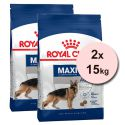 ROYAL CANIN MAXI ADULT 2 x 15 kg