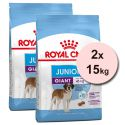 ROYAL CANIN GIANT JUNIOR – 2 x 15 kg