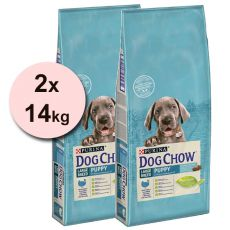 PURINA DOG CHOW PUPPY Large Breed – 2 x 14 kg