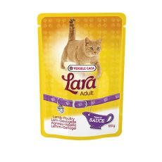 Lara Adult - jagnjetina in perutnina v omaki 100 g