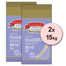 Frank´s Pro Gold Sensitive 22/12  - 2 x 15 kg