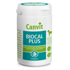 Canvit Biocal Plus - kalcijeve tablete za pse, 1 kg