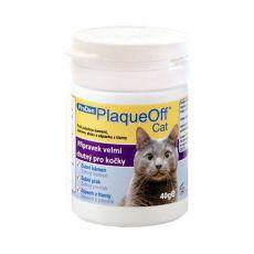 PlaqueOff Cat - odstranjevanje in preprečevanje zobnega kamna, 40 g