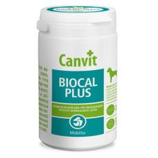 Canvit Biocal Plus - kalcijeve tablete za pse, 500 g