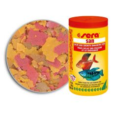Hrana za krepitev barv sera San 1 l