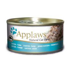 Applaws Kitten - konzerva s tunino za mačje mladiče, 70g