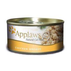 Applaws Cat - konzerva z mačjo hrano s piščancem, 70 g