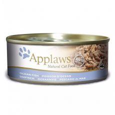 Applaws Cat - konzerva z mačjo hrano iz morskih rib, 70 g