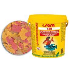 Hrana za rast in razvoj rib sera San 10 l