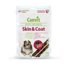 Canvit Health Care Skin & Coat Snack - za kožo in dlako, 200 g