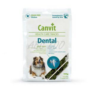 Canvit Health Care Dental - prigrizek za nego zob, 200 g