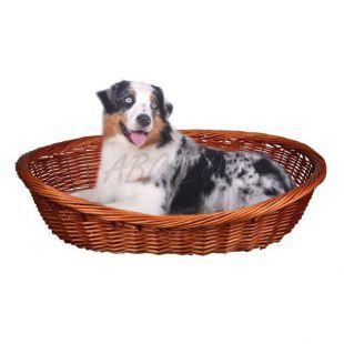 Pletena košara za psa - 90 cm