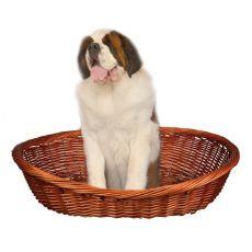 Pletena košara za psa - 120 cm