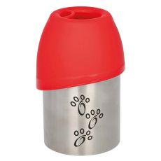 Potovalna steklenica s posodo, 300 ml