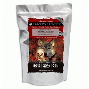 TimberWolf Mediterranean Lamb & Apples LEGENDS 2 kg
