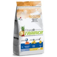 Trainer Fitnes3 Adult MINI - riba in koruza, 2 kg