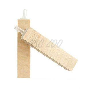 Zračni razpršilec – lesen, 75 x 15 x 15 mm