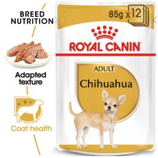 ROYAL CANIN ADULT ČIVAVA 85 g - vrečka