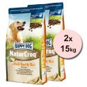 Happy Dog NaturCroq RIND a REIS 2 x 15kg