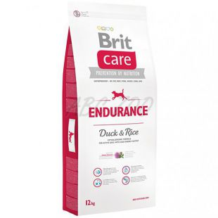 Brit Care Endurance - Duck & Rice 12 kg
