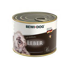 Pašteta BEWI DOG - jetra, 200 g