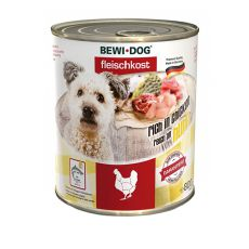 Novo BEWI DOG konzerva – piščanec, 800 g