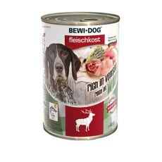 Novo BEWI DOG konzerva – divjačina, 400 g
