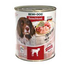 Novo BEWI DOG konzerva – teletina, 800 g