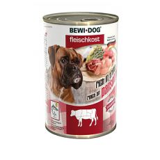 Novo BEWI DOG konzerva – goveji vampi, 400 g