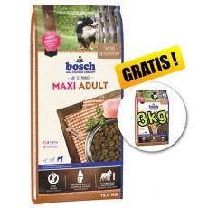 Bosch ADULT MAXI - 15kg + 3kg BREZPLAČNO