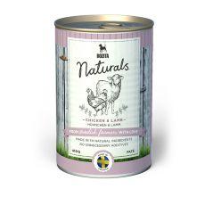 Bozita Naturals Chicken & Lamb - konzerva 410 g