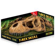 Exo Terra T-Rex lobanja - dekoracija za terarij 22 x 9 cm