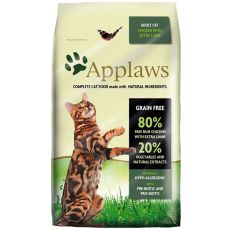Applaws Cat Adult Chicken & Lamb 7,5 kg
