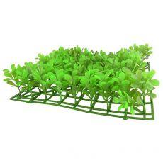Plastična rastlina za akvarij CP02-15P - 15 x 15 cm