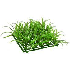 Plastična rastlina za akvarij CP06-15P - 15 x 15 cm