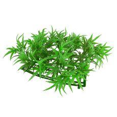 Plastična rastlina za akvarij CP08-15P - 15 x 15 cm
