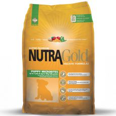 NUTRA GOLD HOLISTIC Puppy Microbite 7,5kg