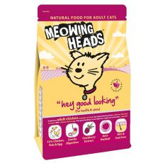 Meowing Heads Hey Good Looking – 1,5 kg