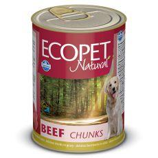 Konzerva s pasjo hrano Farmina MO P ECOPET z govedino,  1250 g