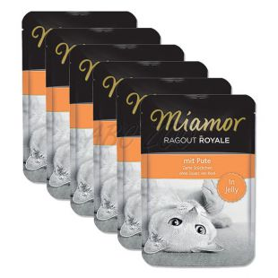 MIAMOR Ragout Royal 6 x 100g - PURAN