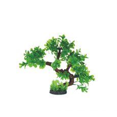 Plastična rastlina za akvarij KB – 008 - 22 x 5 x 24 cm