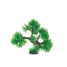Plastična rastlina za akvarij KB – 013 - 23 x 5 x 25,5 cm