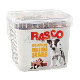 RASCO pasji priboljški – kalcijeve mini zvezde, 600 g