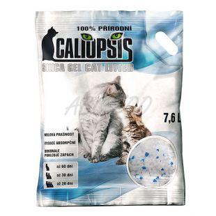 Mačji pesek CALIOPSIS SILICA - 7,6 l