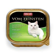 Animonda Vom Feinsten Castrated Cats - puran 100 g