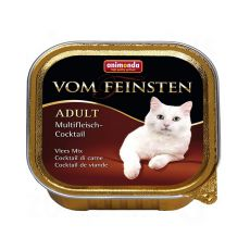 Animonda Vom Feinsten Adult Cats - večmesni koktajl 100 g